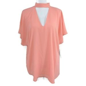 Fashion to Figure FTF NWT ($34.90) Light Orange